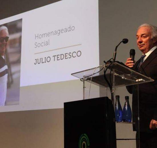 NOTA DE PESAR - Acibalc lamenta falecimento de Julio Tedesco