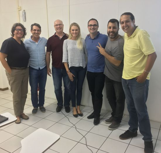 Núcleo de Consultores Empresariais realiza Workshop na Acibalc