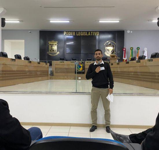 Núcleo de Empresários de Camboriú da Acibalc participa de Audiência Pública sobre desburocratização de empresas no município