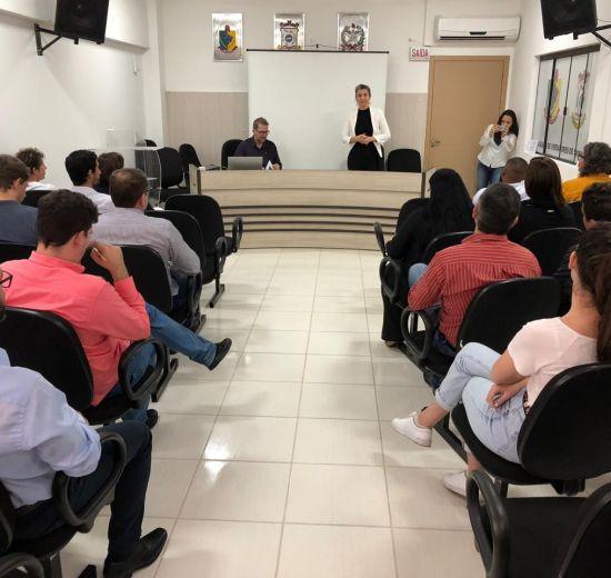 Núcleo de Empresários de Camboriú se reúne com Câmara de Vereadores