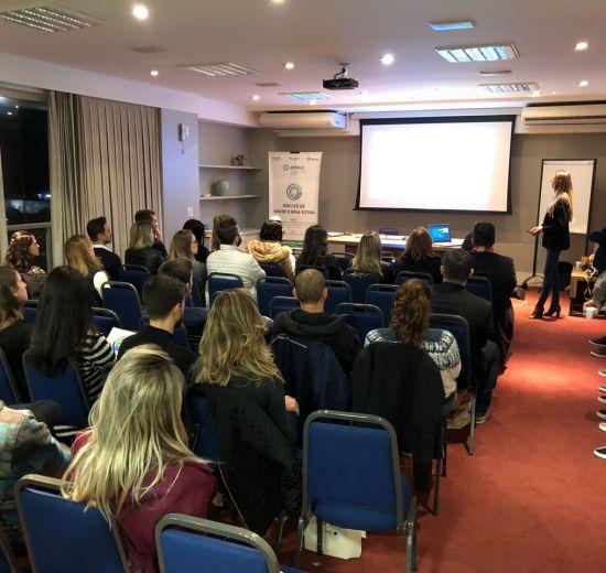 Núcleo de Saúde e Bem Estar organiza workshop sobre mindfulness