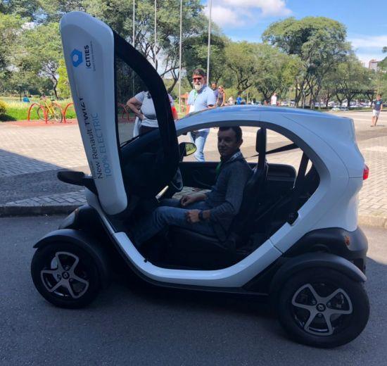 Núcleo de Tecnologia da Acibalc participa do Smart City Expo em Curitiba