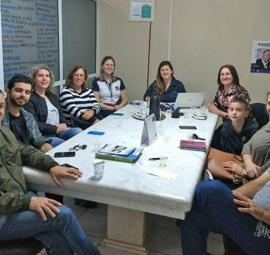 Núcleo de Turismo da Acibalc inicia seu planejamento estratégico