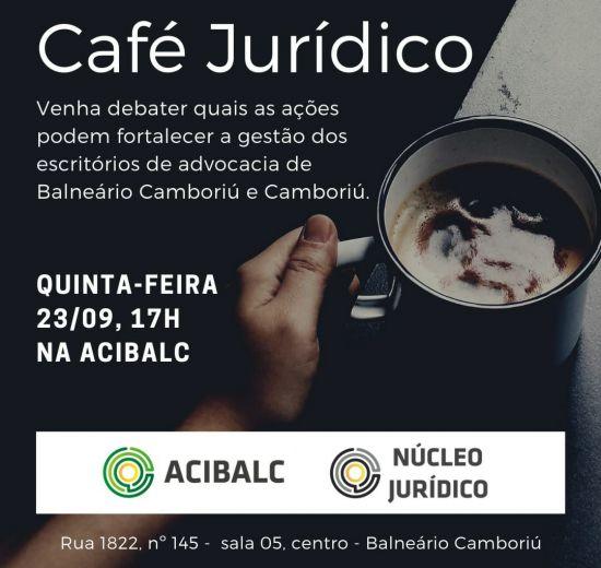 Núcleo Jurídico da Acibalc realiza encontro para debater gestão de escritórios de advocacia