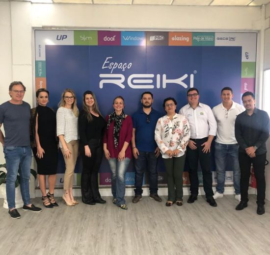 NUCON faz visita técnica na Indústria Reiki