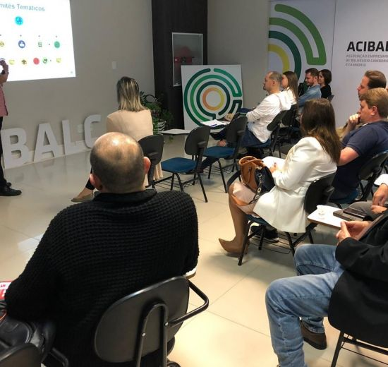 Observatório Social presta contas para diretoria da Acibalc