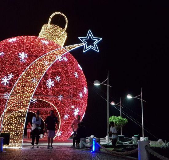 Ocupação hoteleira chegará a 90% no Natal em Balneário Camboriú