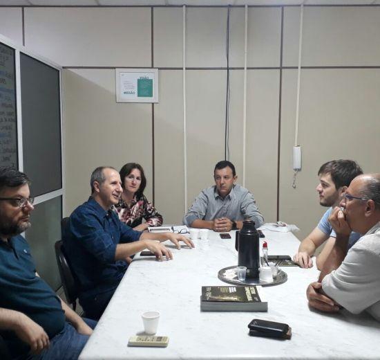 Oportunidades e Startups são temas de reunião do Núcleo de Tecnologia da Acibalc