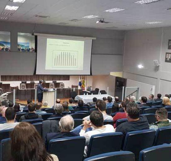 Pautas importantes serão debatidas na primeira audiência pública de 2019