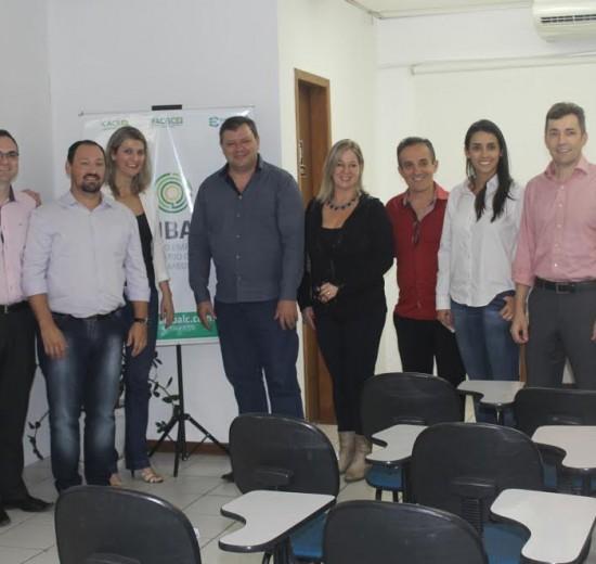 Prefeito de Camboriú apresenta ações dos primeiros meses de governo na Acibalc