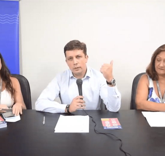 Prefeito defende Centro de Eventos como hospital de campanha