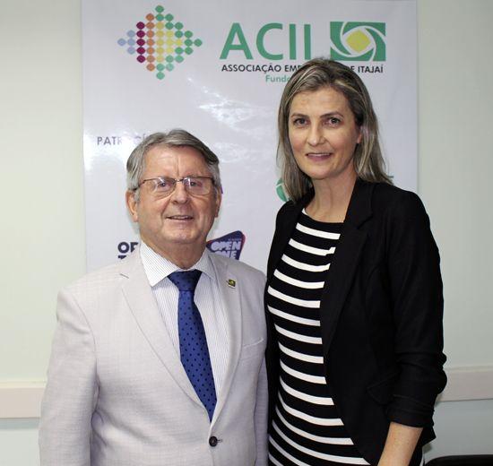 Presidente da Acibalc participa da primeira Reunião Plenária da Regional do Vale do Itajaí de 2019