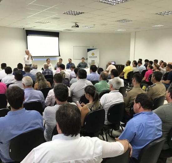 Presidente da Acibalc participa de reunião para criação do Conselo Gestor do Ruth Cardoso