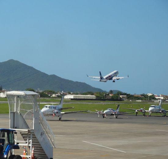 Presidente da ACIN Navegantes vai novamente a Brasília cobrar recursos para a ampliação do Aeroporto Victor Konder