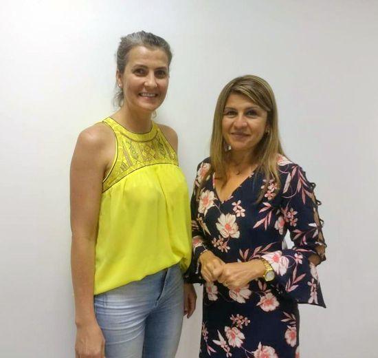 Presidente da Associação de Empresários de Vila Velha visita Balneário
