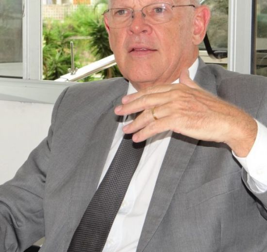 Presidente da Facisc, Jonny Zulauf, fala sobre os projetos da entidade
