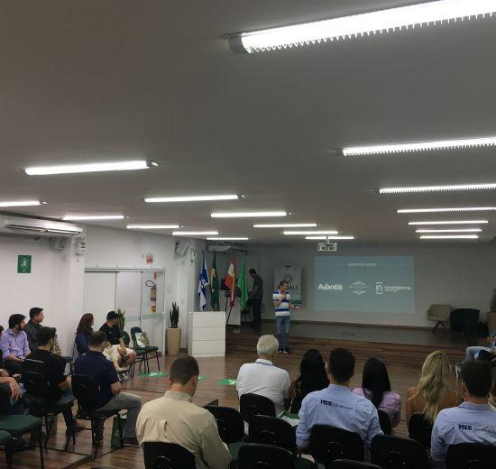 Primeiro evento de network da Acibalc em 2018 reune empresários na Faculdade Avantis