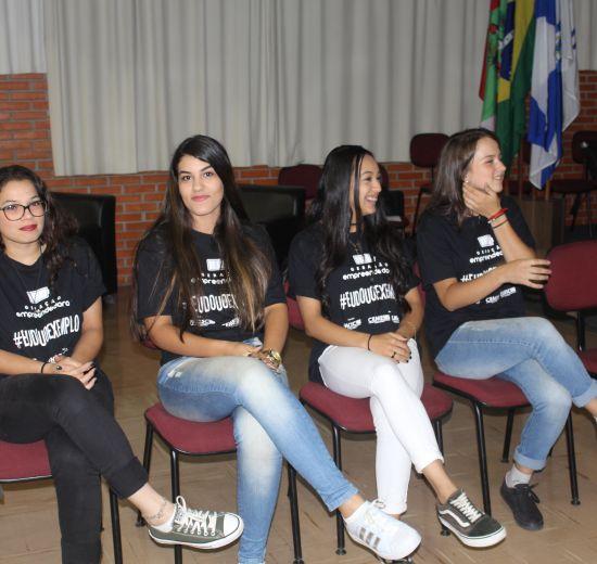 Programa conduzido pela Acibalc estimula o espirito empreendedor e forma jovens em Balneário Camboriú