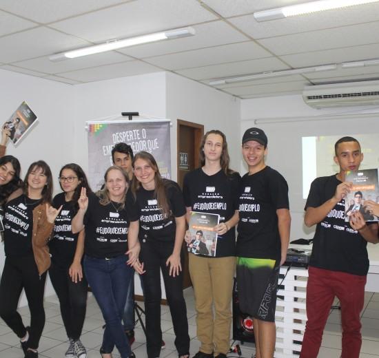 Programa de empreendedorismo para jovens terá mentoria em empresas da região
