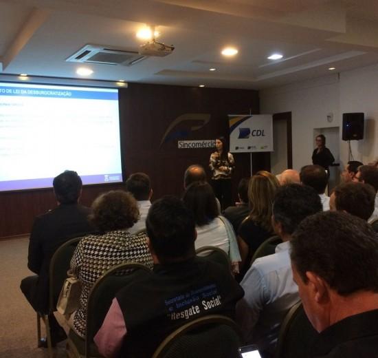 Projeto de Lei de Desburocratização é apresentado pela Prefeitura de Balneário Camboriú