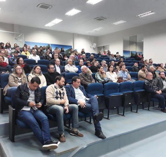 Projeto Helicentro no bairro Aririba é discutido na Câmara de BC