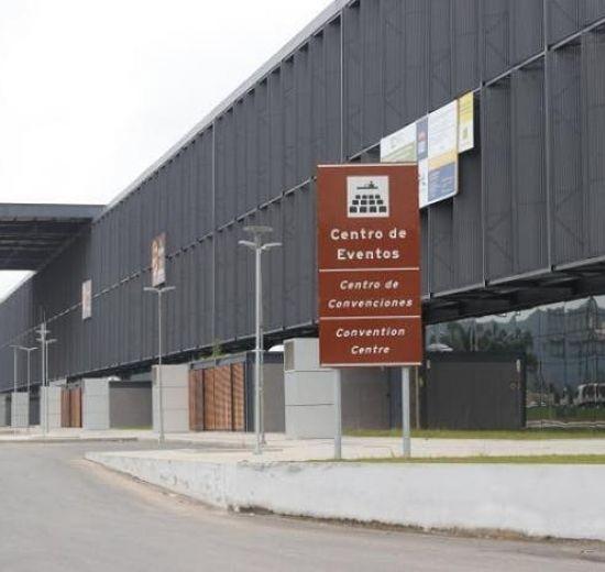 Reaberta licitação do Centro de Eventos de Balneário Camboriú