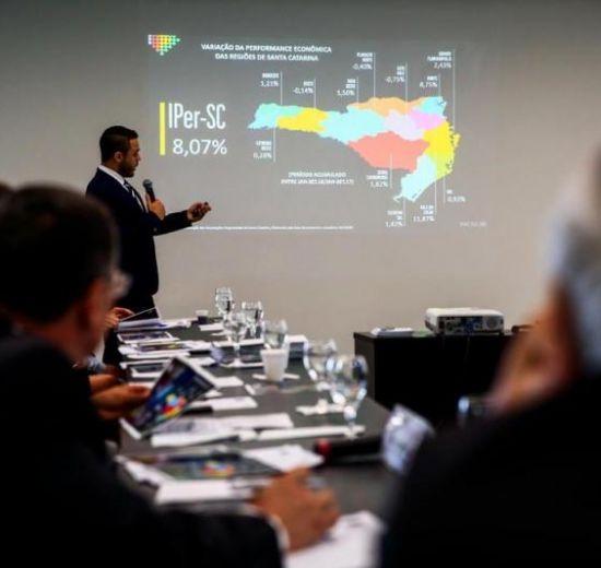 Região do Vale do Itajaí tem maior crescimento econômico do estado de acordo com estudo da Facisc