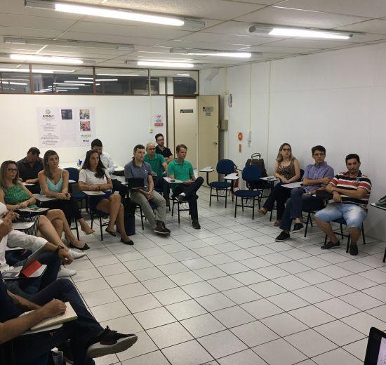 Reunião Integrada: Coordenadores apresentam rumos dos Núcleos para 2018