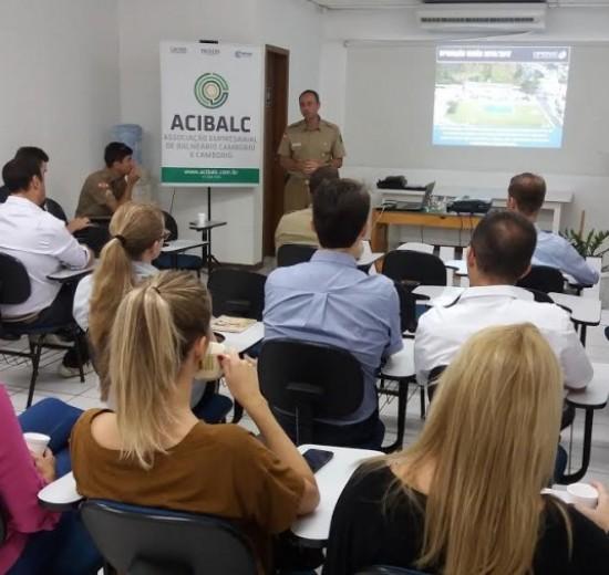 Segurança: Dados da operação verão 2016/2017 da Policia Militar são apresentados na Acibalc