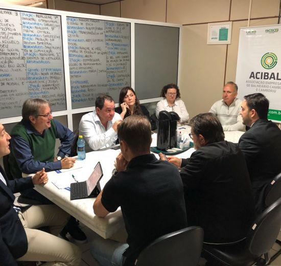 Sociedade Civil Organizada promove reunião na Acibalc