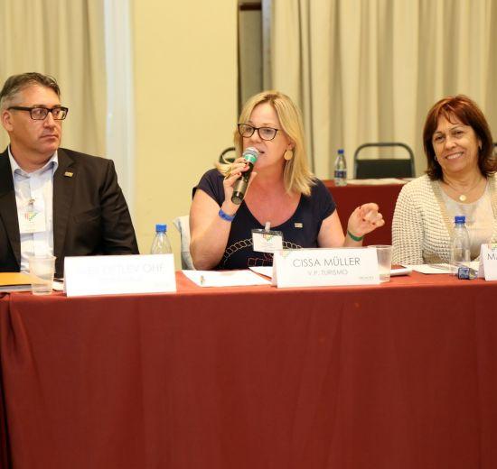 Vice presidentes da Facisc discutem prioridades da gestão