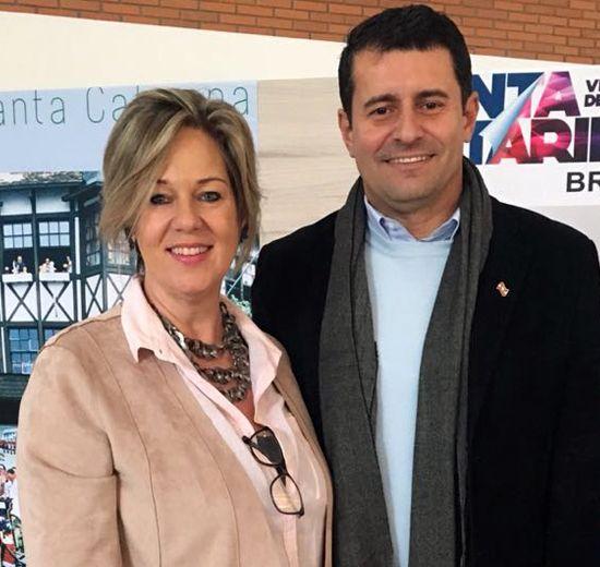 VP de Turismo da Facisc participa de meeting de Turismo em Gaspar
