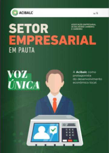 Setor Empresarial Em Pauta ed. 16