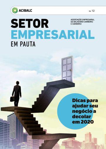 Setor Empresarial Em Pauta ed. 12