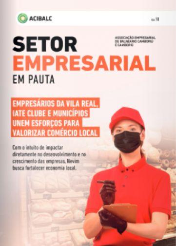 Setor Empresarial Em Pauta ed. 18